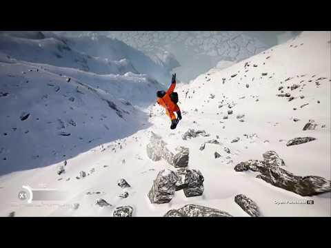 Steep on Xbox One X 1080p30 gameplay