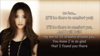 I'll Be There - Charice Pempengco w/Lyrics