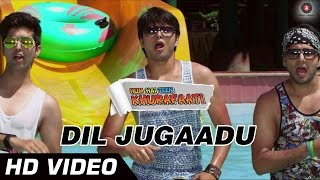 Dil Jugaadu Official Video HD | Hum Hai Teen Khurafati | Arijit Singh | Pranshu, Mausam & Shrey