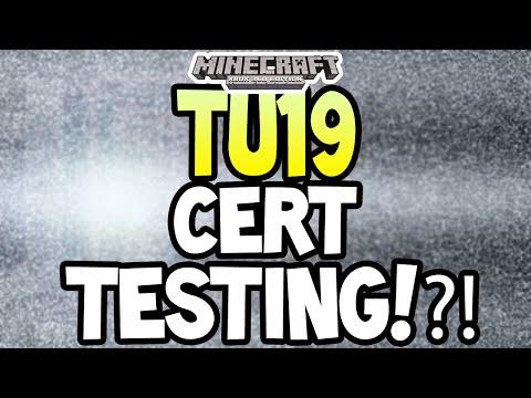 Minecraft Video: Minecraft (Xbox 360/PS3) - TU19 UPDATE! - HOW TO