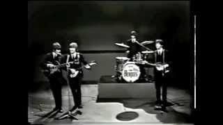 The Beatles - Shindig, Oct. 3, 1964 - Kansas City/Hey, Hey, Hey, Hey (BETTER QUALITY, AUDIO IN SYNC)