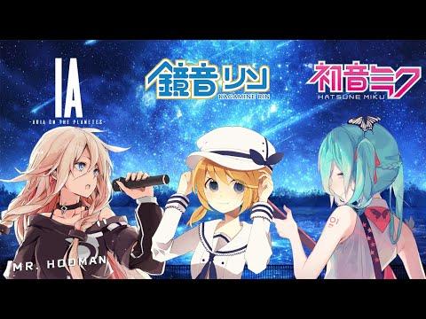 Hatsune Miku & Kagamine Rin & IA - Ingatan [Vocaloid Indonesia] (Original Song)