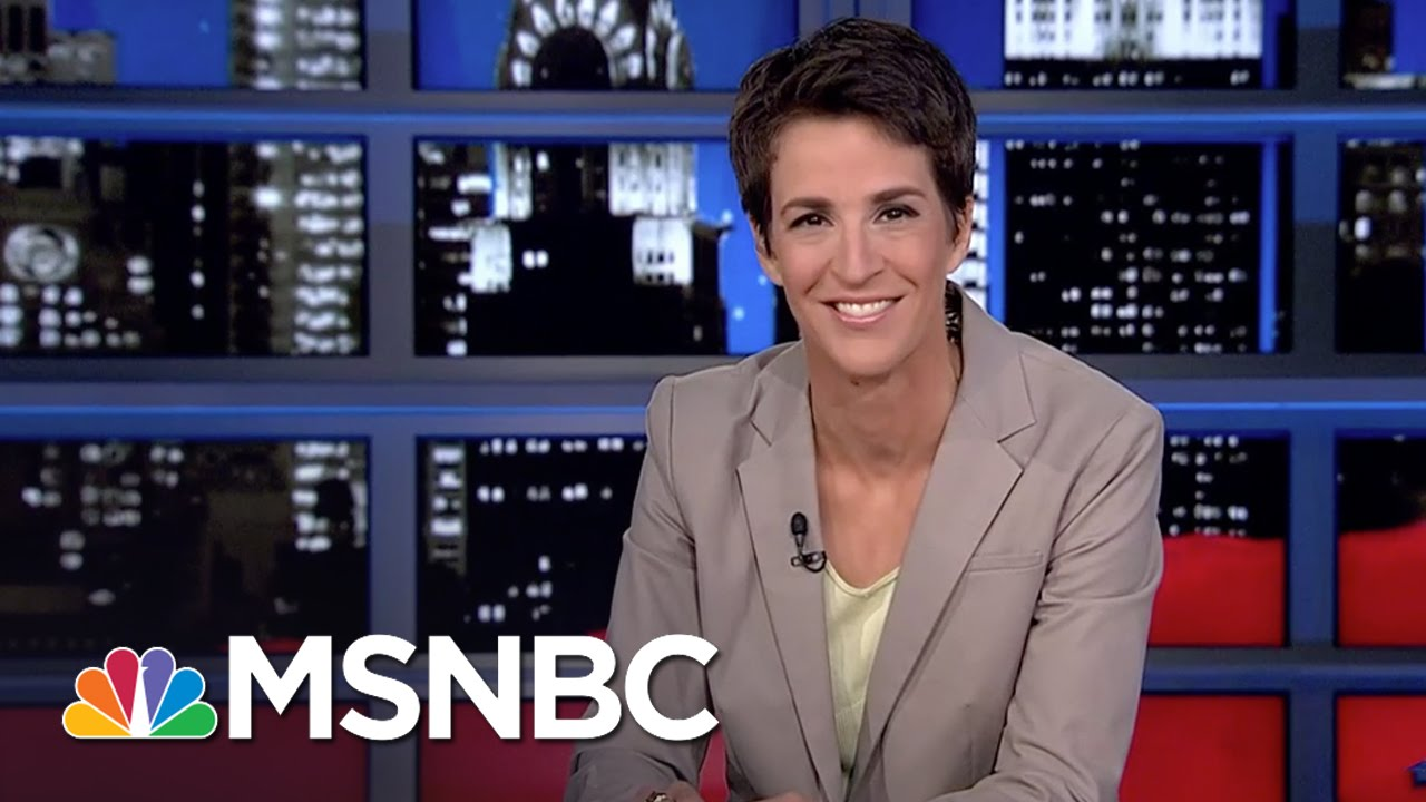 GOP Voters See Donald Trump As Best Chance To Win | Rachel Maddow | MSNBC thumbnail