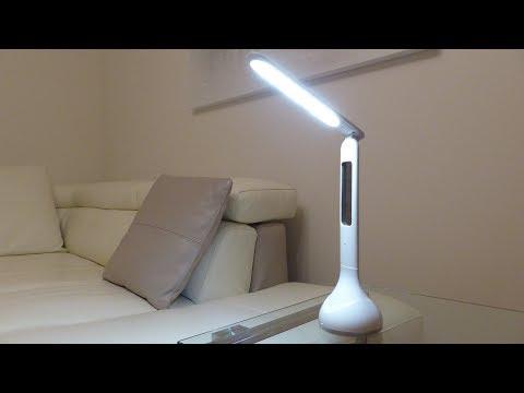 Portable Led Desk light Review – Sendis