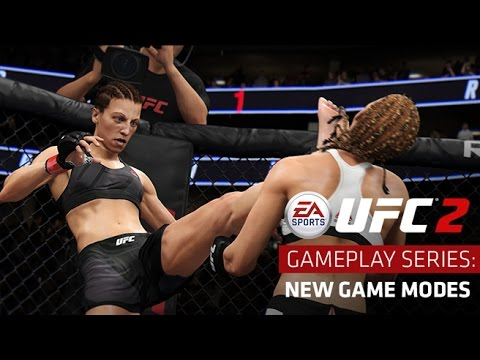 EA SPORTS UFC 2 | Gameplay Series: New Game Modes | Xbox One, PS4 thumbnail