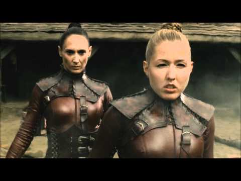 Mord Sith fight scenes!
