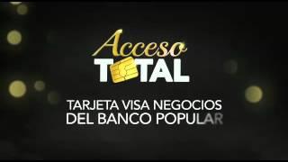 Conozca las posibilidades que le brinda nuestra Tarjeta Visa Negocios Conozca más
