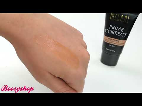 Milani Milani Prime Correct Diffusing and Pore Minimizing Face Primer Light/Medium