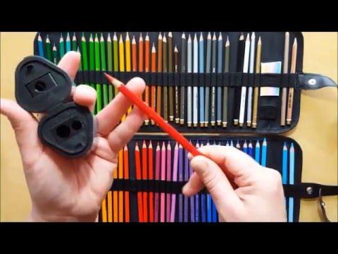 Polycolor Buntstifte von Koh-I-Noor - Review und Tipps