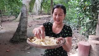 Lần Đầu Ăn Thử Đọt Mây, Món Quà Đặc Sản Từ Lâm Đồng - Em Gái Quê - Bến Tre