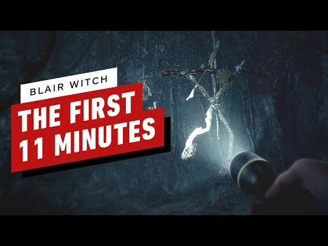 Trailer de Blair Witch Deluxe Edition
