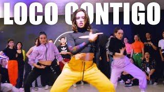 Loco Contigo   J Balvin Dj Snake Florencia Jazmin Peña Choreography
