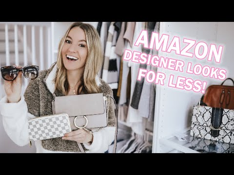 The Best Amazon Designer Dupes | Look For Less | Lee Benjamin