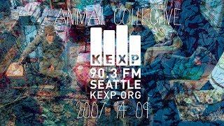 Animal Collective (KEXP, 14-09-07)