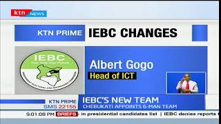 IEBC Chairman Wafula Chebukati cracks the whip on electoral staff sacking ICT head