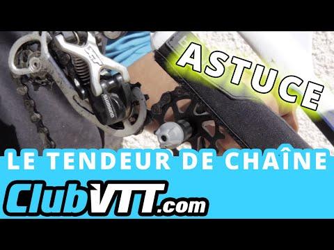 Astuce : Le tendeur de chaîne de vélo - 029