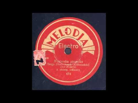 Tadeusz Faliszewski - Węgierska piosenka  (Tango)