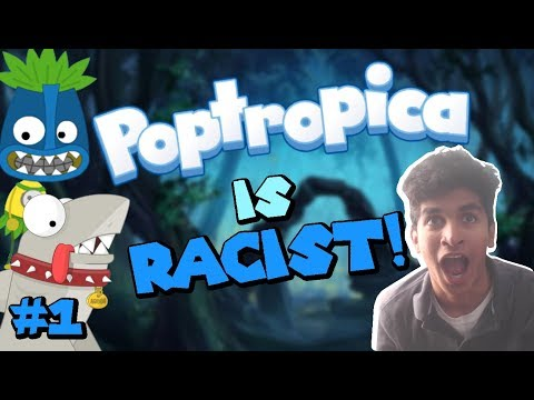 Poptropica Full Game Walkthrough #1: Getting Stereotyped In POPTROPICA?!