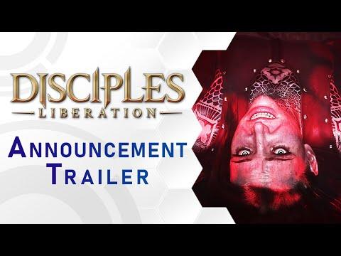 Announcement Trailer de Disciples: Libération