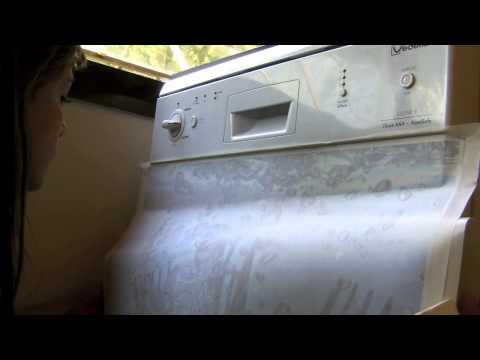 comment poser stickers frigo la r ponse est sur. Black Bedroom Furniture Sets. Home Design Ideas