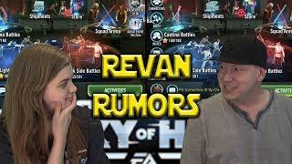 Revan Rumors - Chimaera Event Fix - Home One | Star Wars: Galaxy Of Heroes - SWGoH