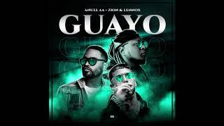 Zion ✘ Lennox ✘ Anuel AA - Guayo  ( GerDj Remix )