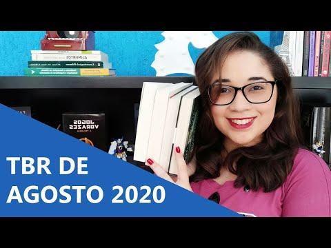 TBR DE AGOSTO 2020: a VOLTA da louca das leituras coletivas ?? | Biblioteca da Rô