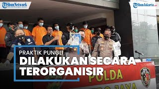 Empat Kelompok yang Lakukan Pungli di Tanjung Priok Sudah Terorganisir, Modus Gunakan Stiker