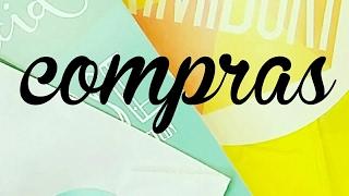 COMPRAS MATERIAL | MATERIAL PARA PLANNER Y BULLET JOURNAL