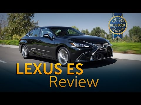 2019 Lexus ES – Review & Road Test