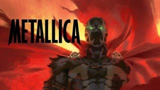 Metallica [ The Memory Remains] Spawn AMV