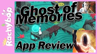 Ghost of Memories App Review!