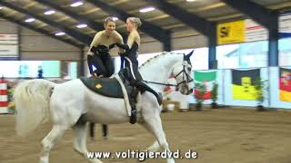 RFV Wiblingen - 3. Abteilung 08 - Deutscher Voltigierpokal Niebüll 2017