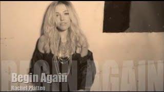 Rachel Platten - Begin Again (Official Lyric Video)