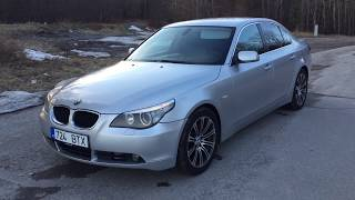 Bmw 530d E60 160kw Walkaround