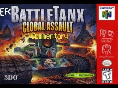 BattleTanx: Global Assault Part 1: The Global Annihilation Tour