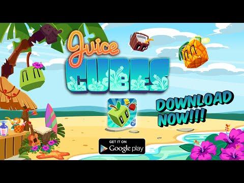 Video of Juice Cubes