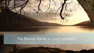 "MUSIC - John McDermott ""Loch Lomond"" w/ lyrics"