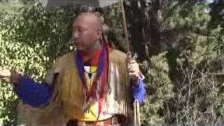 Uqualla - Havasupai Medicine Man