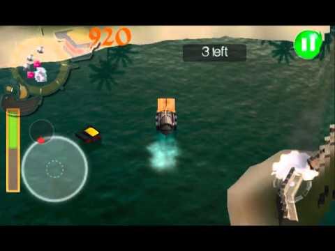 Video of Pirate Attack