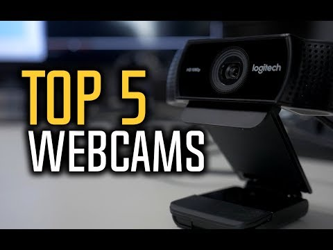 Best Webcams in 2018 – Which Is The Best Web Camera?