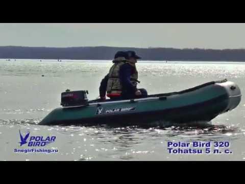 Člun Polar Bird 320M