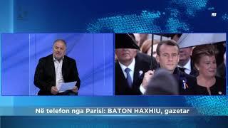 Çka bisedoi Thaçi me Trump dhe Merkel në Paris? - flet Baton Haxhiu - Klan Kosova