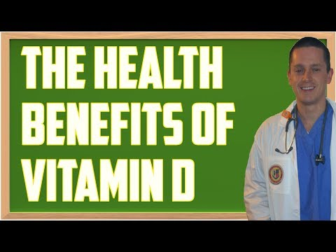 Video The Health Benefits of Vitamin D