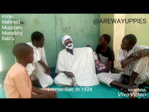 Father and son Hausa comedy Arewayuppies