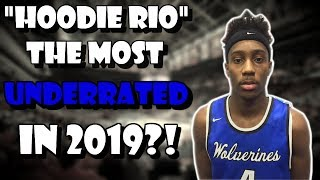 "Why Is Mario ""Hoodie Rio"" Mckinney So Underrated?! 