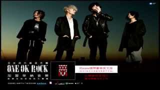 ONE OK ROCK - 台灣獨家問候短片