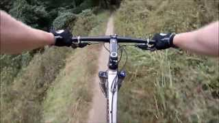 Over a few month period I rode this trail and got multiple angles on the gopro.  This video is Vineyard Springs Downhill