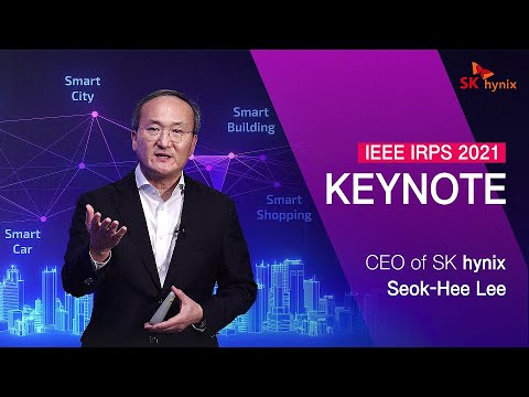 [SK hynix Keynote] Memory's Journey towards the Future ICT World | CEO of SK hynix