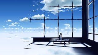 Drop Tower - Cloudless Sky